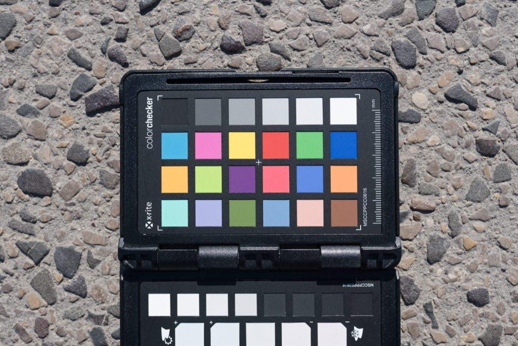 Tworzenie profili DCP - Takie same kolory z różnych aparatów