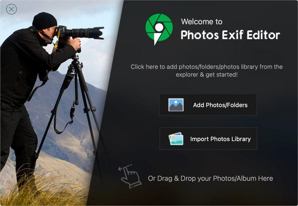 Photo Exif Editor