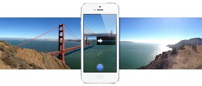 Panorama z telefonu