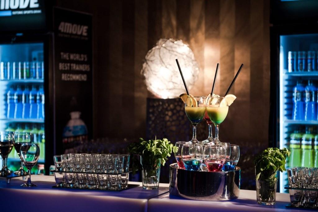 Drinkbar na evencie