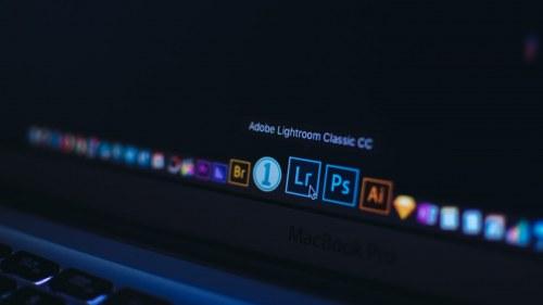 Różne kolory Adobe Lightroom Deveop Library